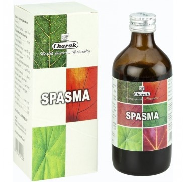 Charak Spasma Σιρόπι Κατά Του Βήχα 200ml