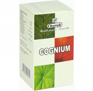 Charak Cognium Βελτίωση Μνήμη/συγκέντρωση 60tabs