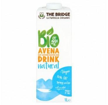 BIOAGROS THE BRIDGE ΒΙΟ AVENA DRINK ΒΙΟΛΟΓΙΚΟ ΡΟΦΗΜΑ ΒΡΩΜΗΣ 1lt