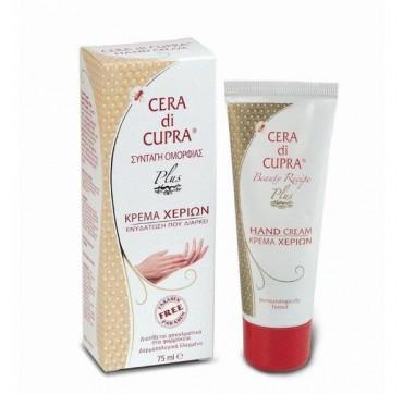 Cera Di Cupra Κρέμα Χεριών Plus 75ml