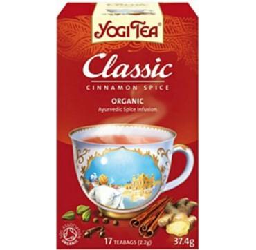 YOGI TEA CLASSIC 17 teabags