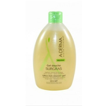 A-DERMA GEL SURGRAS ULTRA RICH SHOWER 500ml