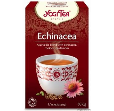 Yogi Tea Με Echinacea 17 Teabags