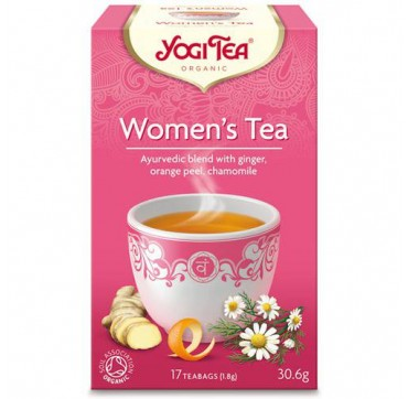 YOGI TEA WOMENS TEA 17 teabags
