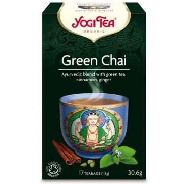 Yogi Tea Green Chai 17 Teabags