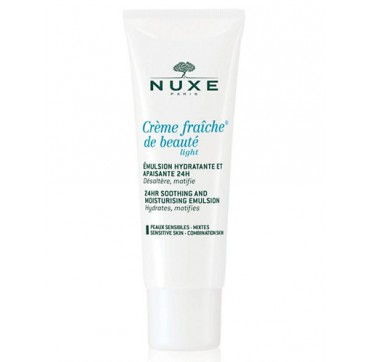 NUXE CREME FRAICHE LIGHT 24h SOOTH & MOISTURISING COMBINATION SKIN 50ml