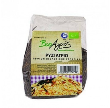 BIOAGROS ΡΥΖΙ ΑΓΡΙΟ 200gr