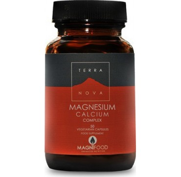 Terranova Magnesium Calcium Complex 50caps