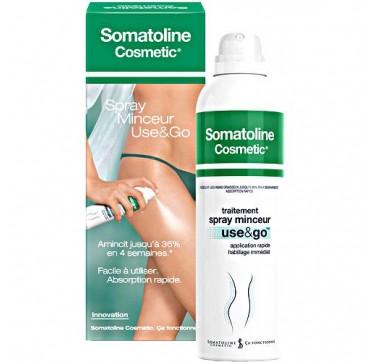 Somatoline Cosmetic Spray Αδυνατίσματος Use & Go, 200ml