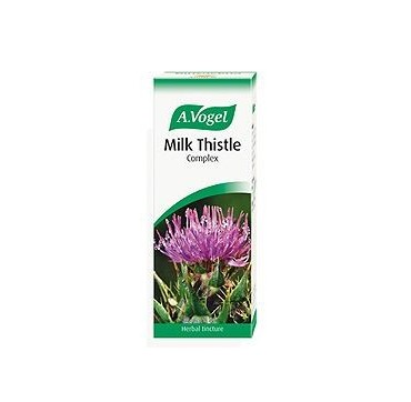 A.VOGEL MILK THISTLE DROPS 50ml