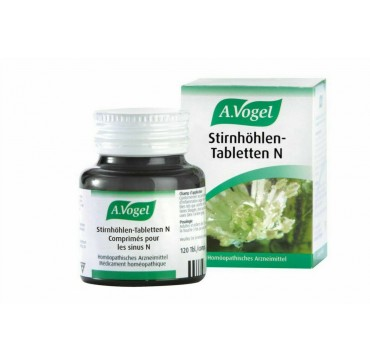 VOGEL STIRNHOHLEN TABLETTEN N 120tabs