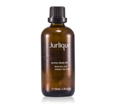 JURLIQUE BODY OIL LEMON 100ml
