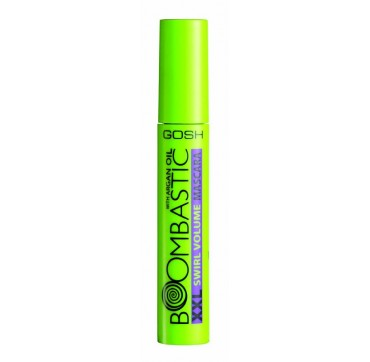 GOSH BOOMBASTICK SWIRL MASCARA BLACK 13ML