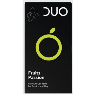 DUO FRUIT PASSION ΠΡΟΦΥΛΑΚΤΙΚΑ 6τεμ.