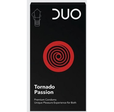 DUO TORNADO PASSION ΠΡΟΦΥΛΑΚΤΙΚΑ 6τεμ.