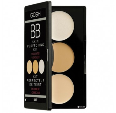 GOSH BB SKIN PERFECTING KIT – HIGHLIGHT & CONCEALER 01 LIGHT