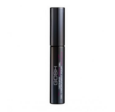 GOSH DEFINING BROW GEL TRANSPARENT 8ML