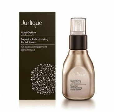 JURLIQUE NUTRI-DEFINE SUPERIOR RETEXTURING FACIAL SERUM 30ml