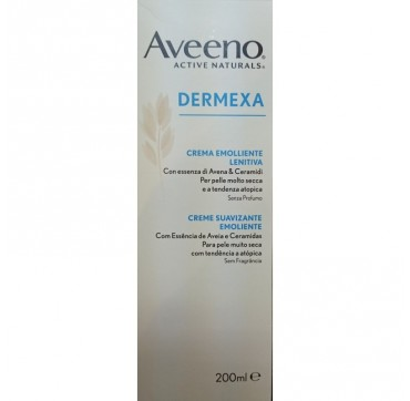 AVEENO DERMEXA EMOLLIENT CREAM 200 ML