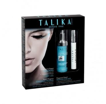 TALIKA Lipocils Expert Τζελ για την Ενδυνάμωση των Βλεφαρίδων, 10ml & ΔΩΡΟ Talika Lash Conditioning Cleanser Oil-Free, 50ml