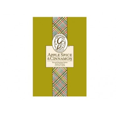 GREENLEAF Sachet Aρωματικό Φάκελο Apple Spice & Cinnamon 125 ml