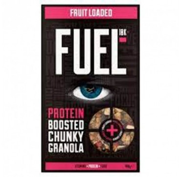 FUEL REAL FRUIT GRANOLA 400 g