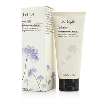 JURLIQUE PURELY WHITE SKIN BRIGHTENING CLEANSER 80gr