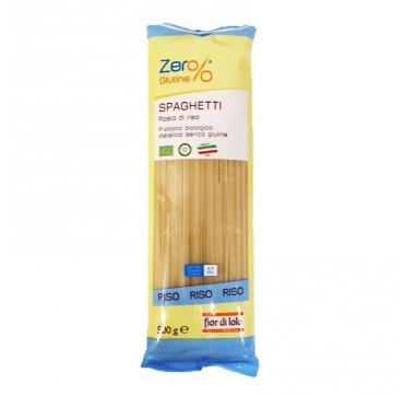 Zero Glutine Fior Di Loto Σπαγγέτι Ρυζιού Βιο 500γρ