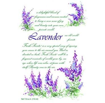 FRESH SCENTS Sachet Αρωματικό Φακελάκι Lavender 115 ml