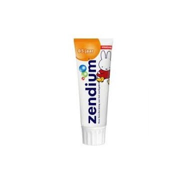 Zendium Nijntge Peuter (παιδική Οδοντόκρεμα 0-5 Ετών) 75ml