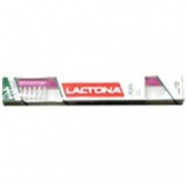Lactona N18 Natural Οδοντόβουρτσα με Φυσικές Τρίχες Medium