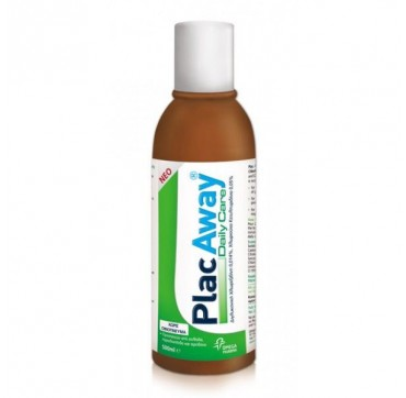PLAC AWAY Daily Strong Στοματικό διάλυμα 500ml