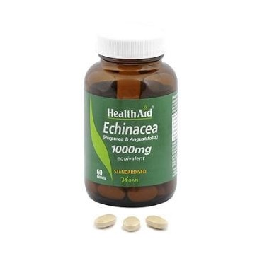 Healthaid Echinacea 1000mg 60tabs