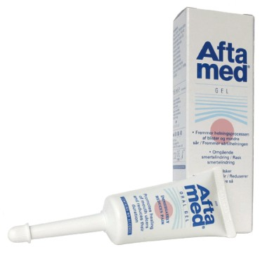 AFTAMED ORAL GEL 15ML