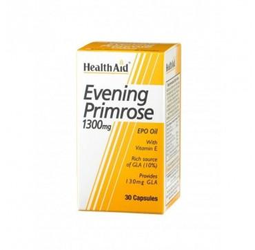 HEALTHAID EVENING PRIMROSE 1300mg 30caps