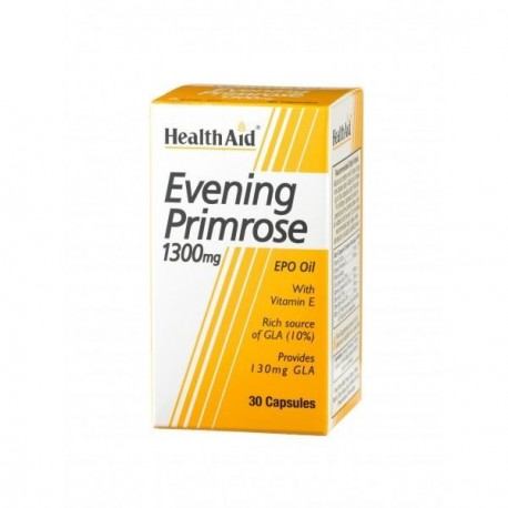 HEALTHAID EVENING PRIMROSE 1300mg 30caps