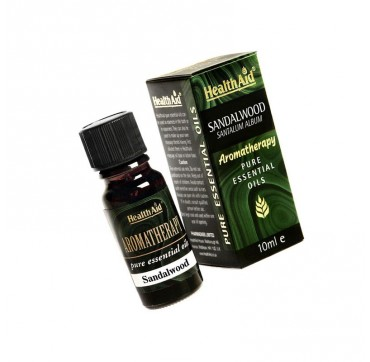 Health Aid Aromatherapy Sandalwood Oil 5ml