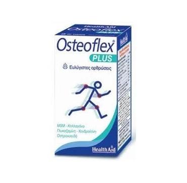 HEALTHAID OSTEOFLEX PLUS (Glucosamine + Chondroitin+MSM) 60tabs