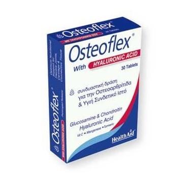 HEALTHAID OSTEOFLEX W/ HYALURONIC ACID 30caps