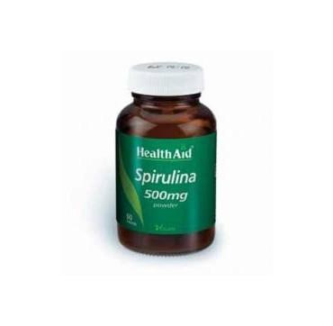 Healthaid Spirulina 500mg 60tabs