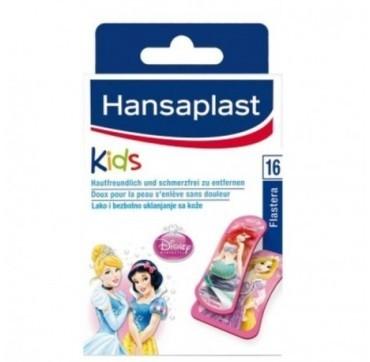 Hansaplast Junior Princess 16τεμ