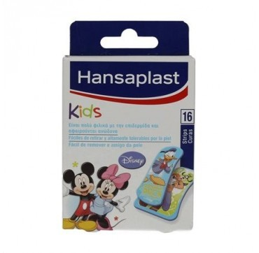 Hansaplast Mickey & Friends 16τεμ