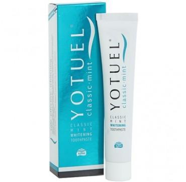YOTUEL Classic Mint, Λευκαντική Οδοντόκρεμα, 50 ml