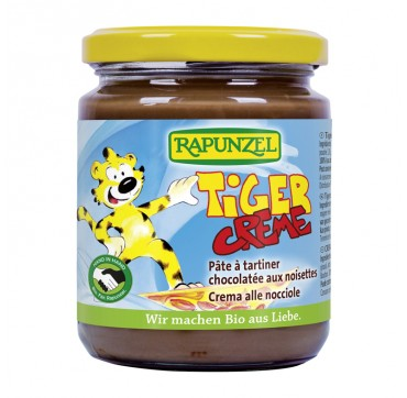 Rapunzel Cream Tiger 250g