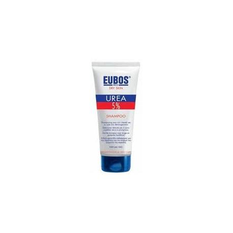 Eubos Med Urea 5% Shampoo For Dry hair 200ml - καθημερινή εφαρμογή σε ξηρά και πολύ ξηρά μαλλιά