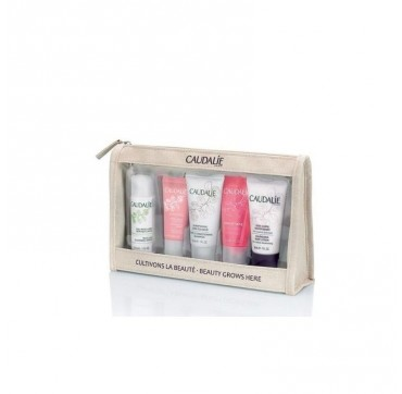 Caudalie Travel Set Beauty Grows Here (5 προϊόντα)