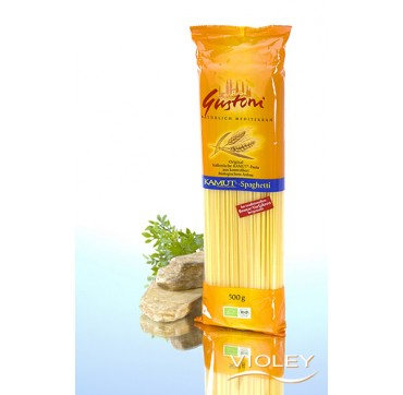 Gustoni Kamut Spaghetti 500gr