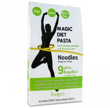 BIOAGROS Magic Diet Pasta Noodles 275 gr
