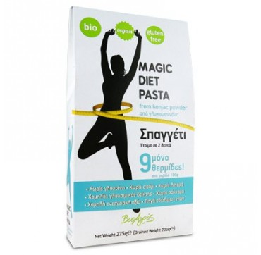 BIOAGROS Magic Diet Pasta Spaghetti 275G