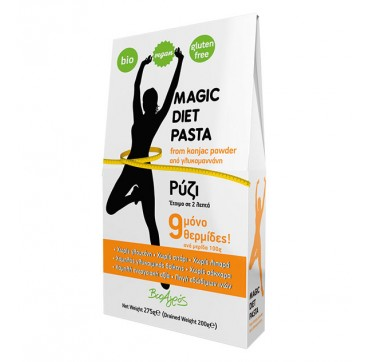 Bioagros Magic Diet Pasta Ρύζι 275 gr
